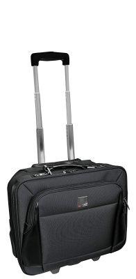 Monolith бизнес куфар с телескопична дръжка 3005